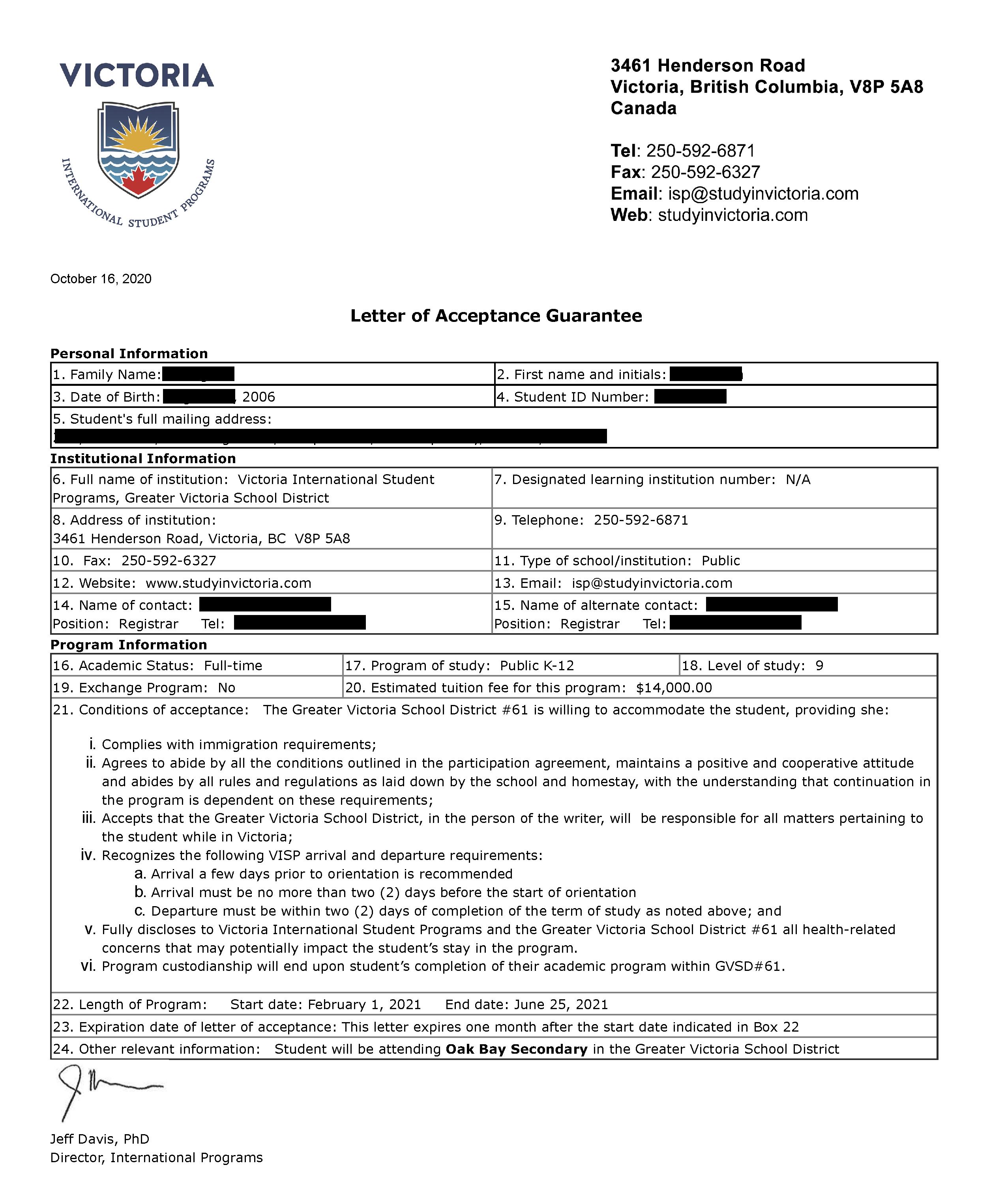 vsd - Letter of Acceptance - 2021Feb (1)